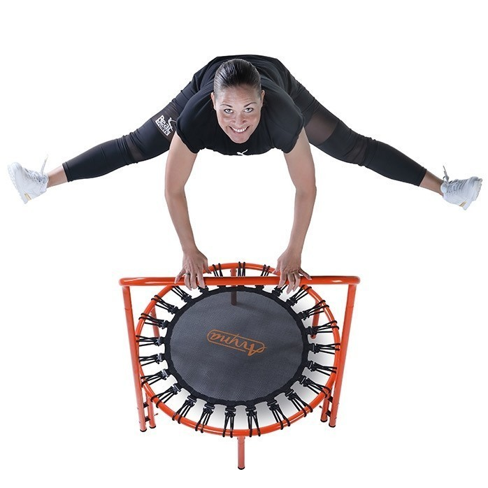 Pro-Line AVYFIT fitness trampoline with handle 100 cm