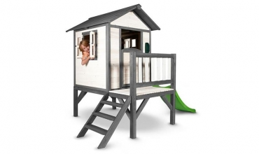 SALES! Dutch certified AXI playhouses from thermowood!